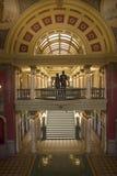 Edificio de capital de Montana Imagenes de archivo