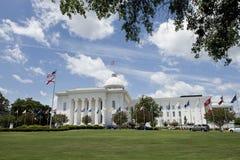 Edificio de capital en Alabama. Imagenes de archivo