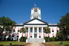 Edificio de capital histórico de Tallahassee la Florida Foto de archivo