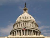 Edificio de capital, Washington DC Imagen de archivo libre de regalías