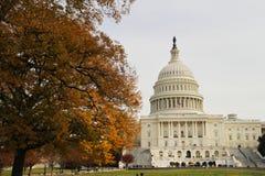 Edificio de Capitol Hill Imagen de archivo libre de regalías