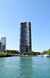 Edificio de Chicago Imagen de archivo