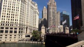 Edificio de Chicago Wrigley - ciudad de Chicago
