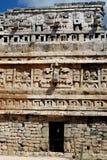 Edificio de Chichen Itza Imagen de archivo libre de regalías