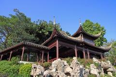 Edificio de China Fotos de archivo