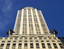 Edificio de Chrysler del art déco Imagen de archivo libre de regalías