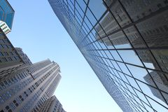 Edificio de Chrysler en Nueva York Fotografía de archivo