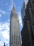 Edificio de Chrysler, Nueva York Imagenes de archivo