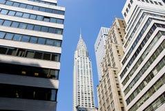 Edificio de Chyrsler Fotos de archivo