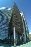 Edificio de cristal Imagenes de archivo