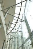 Edificio de cristal Fotos de archivo libres de regalías