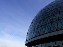 Edificio de cristal 4 Foto de archivo libre de regalías