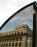 Edificio de cristal Imagen de archivo