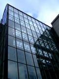 Edificio de cristal Foto de archivo libre de regalías