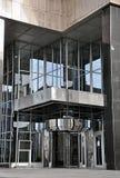 Edificio de cristal del negocio foto de archivo
