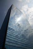 Edificio de cristal moderno Imágenes de archivo libres de regalías