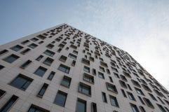 Edificio de debajo Fotografía de archivo libre de regalías