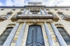 Edificio de Delegacion del gobierno Fotografía de archivo libre de regalías