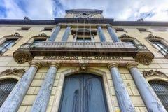Edificio de Delegacion del gobierno Imagen de archivo libre de regalías