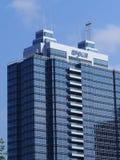 Edificio de Epcor en Edmonton Imagen de archivo libre de regalías