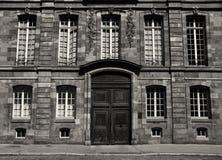 Edificio de Estrasburgo Imagen de archivo libre de regalías