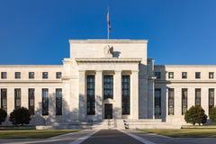 Edificio de Federal Reserve Imágenes de archivo libres de regalías
