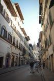 Edificio de Florencia Imagen de archivo libre de regalías