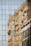 Edificio de fusión Imagen de archivo