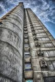 Edificio de Genex en nueva Belgrado fotografía de archivo libre de regalías