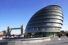 Edificio de GLA. Foto de archivo