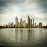Edificio de Gold Coast de Australia Foto de archivo libre de regalías