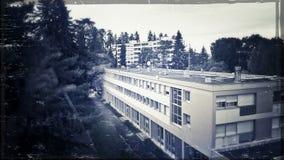 Edificio de Hdr Fotografía de archivo libre de regalías