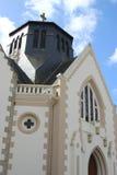 Edificio de iglesia Foto de archivo
