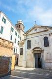 Edificio de iglesia Fotografía de archivo
