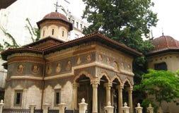 Edificio de iglesia histórico Imágenes de archivo libres de regalías