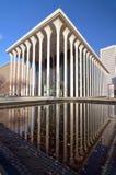 Edificio de ING con la reflexión Foto de archivo libre de regalías