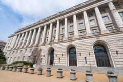 Edificio de Internal Revenue Service fotos de archivo libres de regalías