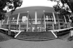 Edificio de ITB Imágenes de archivo libres de regalías