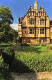Edificio de Jackson, universidad de la trinidad, Oxford Imagen de archivo