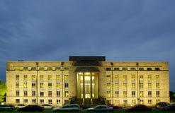 Edificio de Juan Gorton Imagenes de archivo