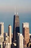 Edificio de Juan Hancock, Chicago Imagenes de archivo