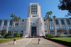 Edificio de la administración de la ciudad y del condado de San Diego fotos de archivo
