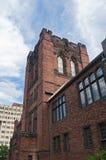 Edificio de la administración del campus de la señal en Milwaukee imagen de archivo libre de regalías