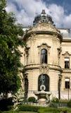 Edificio de la biblioteca Imagenes de archivo