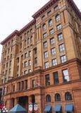 Edificio de la bolsa de Philadelphia - PHILADELPHIA - PENNSYLVANIA - 6 de abril de 2017 Imagen de archivo libre de regalías