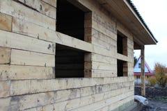 Edificio de la casa Imagenes de archivo