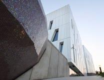 Edificio de la ciencia Fotografía de archivo