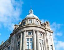 Edificio de la ciudad Fotografía de archivo libre de regalías