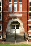 Edificio de la clase de la ingeniería de la universidad Fotos de archivo libres de regalías