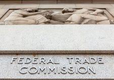 Edificio de la Comisión Federal de Comercio, Washington, DC Imágenes de archivo libres de regalías